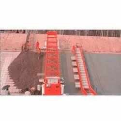 Automatic Concrete Canal Paver Machine