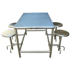 Folding Type Dining Table