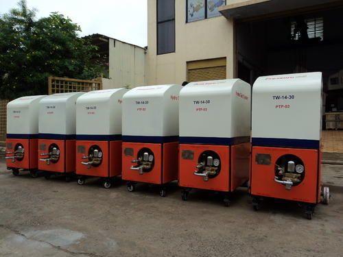 High Pressure Hydro Test Pump Unit