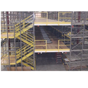 Space Planners Mezzanine Storage Systems