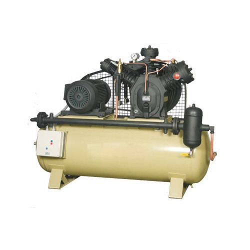 3 H.P To 50 H.P High Pressure Air Compressor, Capacity: 10 To 110 ...