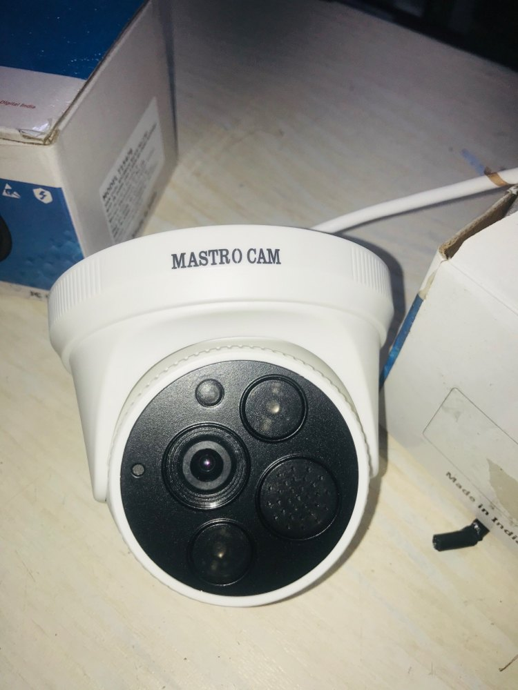 Mastrocam Wi-fi & 4g Camera Sim Cards Supported 2 Mp Ip Camera 2 Way Audio Communication All