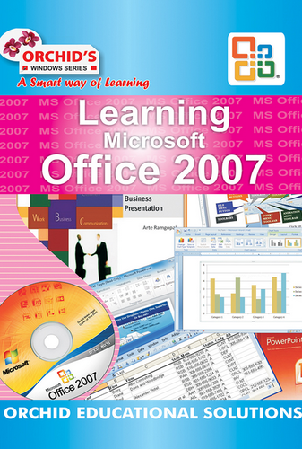 Orchids Microsoft Office 2007 Book