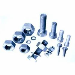 Hot Dip Galvanized Nut