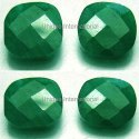 Emerald Corundum Oval Shape Normal Cut Gemstones