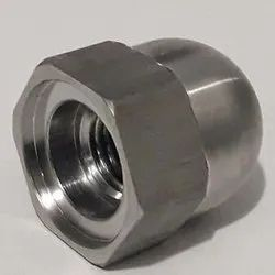 Stainless Steel Automotive Turned Components
