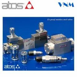 Atos Stainless Steel valves