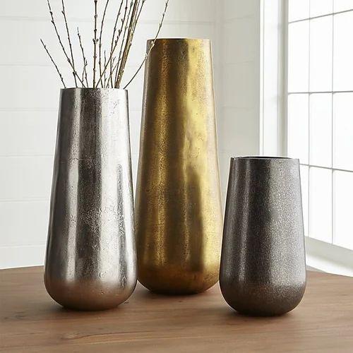 Aluminium Flower Vase Rs 50 Unit Hayat India Id 19756837630