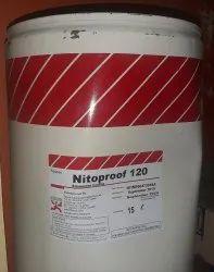 Fosroc Liquid Nitoproof 120 Bituminous Protective Coating, Packaging Size: 18 Ltr