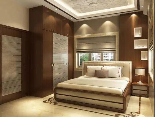 Bedroom Interior Designing, Location: Pune