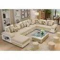 Modern U Shape 8 Seater Sectional Sofa Set