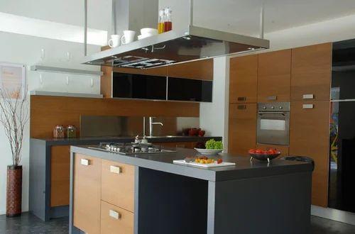 ZENIA KITCHENS - Overhead Cabinets Modular Kitchen from Bengaluru