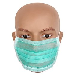 Non Woven Disposable 3 Ply Loop Face Mask