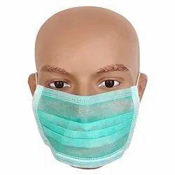Non Woven Disposable Loop Face Mask