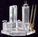 Transparent Crystal Miniatures