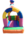 Jumping Inflatable Slide