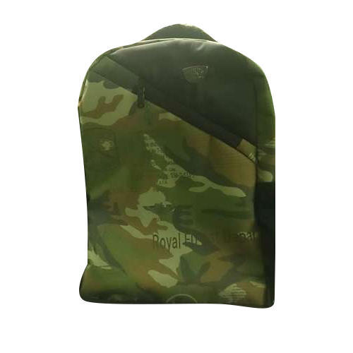 000fb17418 Canvas Printed Army School Bags, Rs 295 /piece, Rida Bags House | ID ...