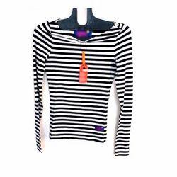 Girls Designer Striped Top