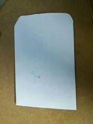White Xerox Paper Medicine Envelope