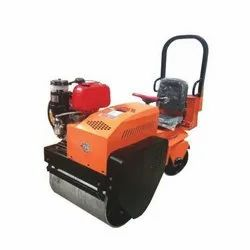 Smt-700 Greaves Orange Ride On Roller