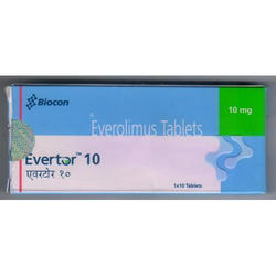 Evertor 10mg 10s