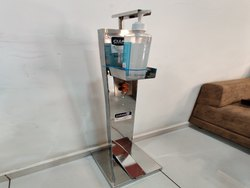 Clean-In Pedal Sanitizer Dispenser (Foot Operated) - 1L Max