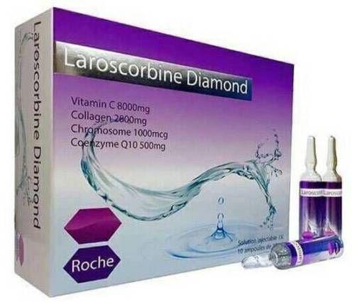Collagen Injections Laroscorbine Diamond Vitamin C