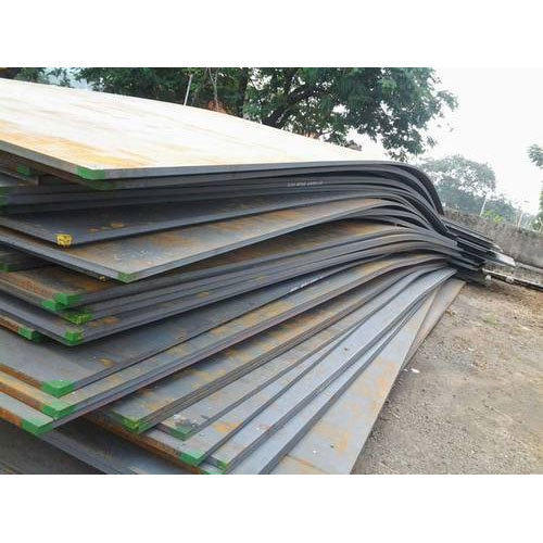 Mild Steel Sheet Thickness 5 10mm Rs 55 Kilogram Sri Ramdev Metal India Id 18247387412
