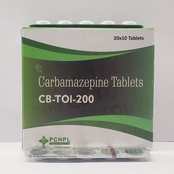 Carbamazepine 200 mg Controlled Release Tablets