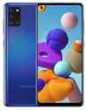 Metal Design Samsung Galaxy A21s (blue, 64 Gb) (6 Gb Ram), Pan India, Android 10