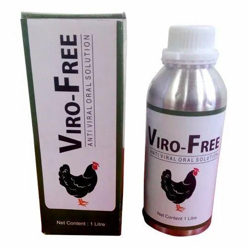 Viro Free Antiviral Oral Solution