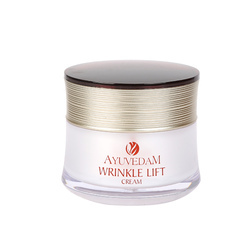 Ayuvedam Wrinkle Lift Cream, For Personal & Parlour, Jar