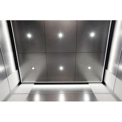 Stainless Steel Ceiling Section Panels