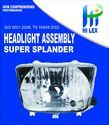 Hilex Super Splender Head Light Assembly