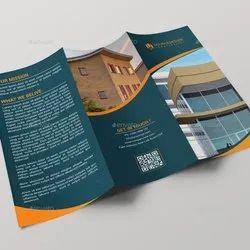 Tri-fold Brochure Printing Service