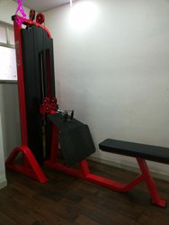Seated Rowing T-004