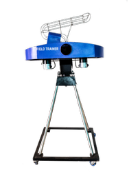 Field Trainer (With Auto Feeder)-Cricket Bowling Machine
