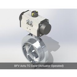 BFV Actu TC Cone Actuator Operated