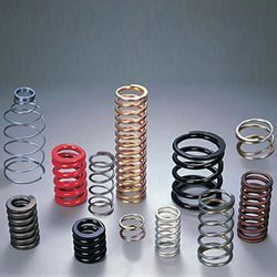 Open Coil Compression Spring