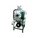 Single Wall Fully Automatic Rectangular High Pressure Steam Sterilizer, 1 KW