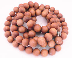Natural Sandalwood Mala 108 Beads