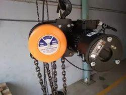 Mild Steel Chain Hoist