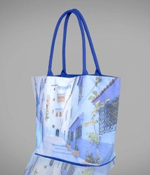 Digital Print Shopping Bag