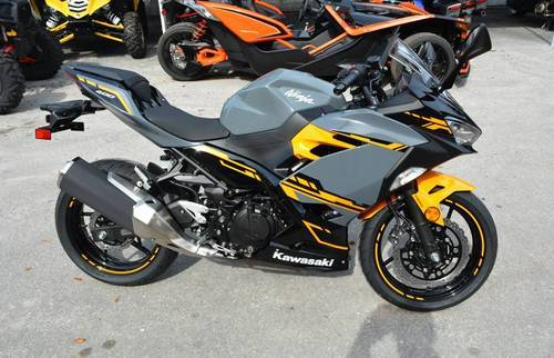 2018 Kawasaki Ninja 400 Abs At Rs 250000 Unit Koraput Id