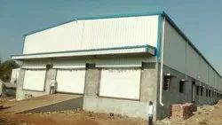 Aluminum Factory Shed