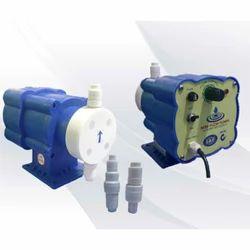 Solenoid Actuated Diaphragm Pump