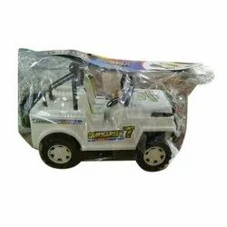 Battery White Kids Jeep Toy for Personal