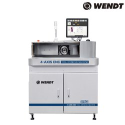 Wendt CTG26 4 Axis Precision CNC Tool Regrinding Machine