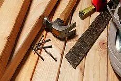 100平方英尺的木工,在钦奈