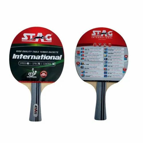 Stag Table Tennis Racket